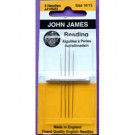 John James Beading Needles, Size 10/13, 4 Count