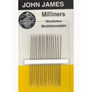 John James Milliners Needles, Size 11, 16 Count