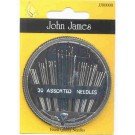 John James Assorted Needles, 30 Count