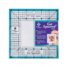 """June Tailor 6.5"""" Outer Square with 3.5"""" Inner Square Ruler"""