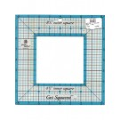 """June Tailor 8.5"""" Outer with 4.5"""" Inner Square Ruler"""