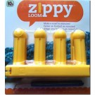 Zippy Loom, Make a Scarf in Minutes, Includes 1 Zippy Loom, 1 Connector, 1 Hook and Step By Step Instructions