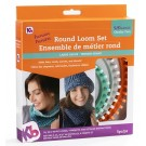 Knitting Board 'Premium' Chunky Round Loom Set