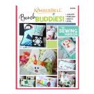 Kimberbell Bench Buddies Series (January, February, March, April) Sewing Book
