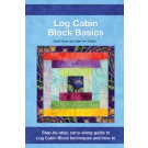 Log Cabin Block Basics Pocket Book Guide