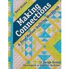 Making Connections—A Free-Motion Quilting Workbook: 12 Design Suites * For Long-arm or Domestic Machines by Dorie Hruska