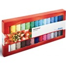 Mettler Metrosene Thread Kit Gift Pack,  Article 1171, 28 Colors