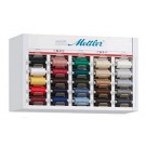 Mettler Metrosene Thread Prepak/ Display - Metrosene 100, 100% Polyester Thread (1000M)