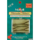 Minute Mitres Clips 1/2, Four Clips Per Package