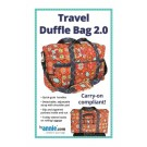 Travel Duffle Bag 2.0 (ByAnnie.com)