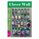 "Clover Display - Pins, Clips & Adhesive ""Keep It Together"" Signage - Special Order Only"