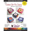 Easy Folded Star Pin Cushion Pattern With Template By PlumEasy