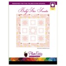 Babystar Sweetie -  Baby Quilt Pattern  (Uses With The Folded Star Stencil/Ruler - By PlumEasy
