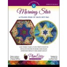 Morning Star/A Folded Star of David Hot Pad - By PlumEasy