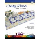 Sunday Brunch Table Topper Pattern - By PlumEasy