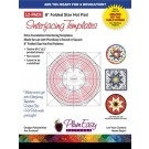 Hot Pad Interfacing Template  Refills - Makes Round Or Square Hot Pads,  12-Pk, English Edition - PlumEasy