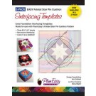 Easy Folded Star Pin Cushion Pattern Refills - 3Pk - PlumEasy