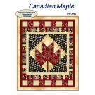 "Patchworks Studio Canadian Maple, 61"" x 74"""