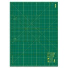 "Olfa Cutting Mat, Double Sided, 18"" X 24"", With Grid"