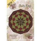 Ruby Ring  Pattern using the Jewel Box Gem Tools/Jewel Box Junior by Phillips Fiber Art
