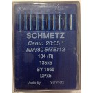Schmetz Standard Sharp Point - Size 12 (100 Count)
