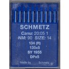Schmetz Standard Sharp Point - Size 14 (100 Count)