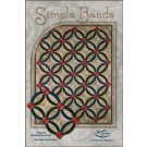 Simple Bands Pattern (Wedding Ring Quilt Pattern) using Simple Curves Tool  by Phillips Fiber Art