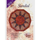 Sundial  Pattern using the Jewel Box Gem Tools/Jewel Box Junior by Phillips Fiber Art