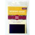 Marci Baker Qtools Sewing Edge: A  Reusable Vinyl Stop, 5 strips