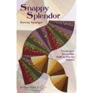 Snappy Splendor Pattern: Ten Degree  Reversible  Quilt-As-You-Go Pattern by Phillips Fiber Art