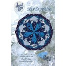 Star Sapphire Pattern using the Jewel Box Gem Tools/Jewel Box Junior Tool by Phillips Fiber Art
