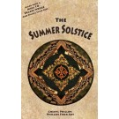 Summer Solistice  Pattern (REVISED) by Phillips Fiber Art using the MINI 10 Degree Wedge Ruler