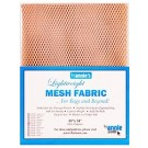 "Lightweight Mesh Fabric, 18"" X 54"", Natural"