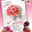 Terial Roses  Pattern & Instructions (30% OFF)