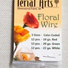 Terial Wire Stems, 36 pieces (30% OFF)