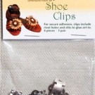 Terial Shoeclips, 6 count (3 Pairs) - (30% OFF)
