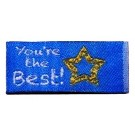 Tag It Ons You're The Best Tags, 12pc.