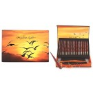 Knitter's Pride The Golden Light Interchangeable Birchwood Needle Gift Set (Sizes: 3.5, 3.75, 4.0, 4.5, 5.0, 5.5, 6.0, 6.5 & 8.0mm)