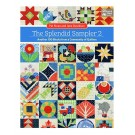 The Splendid Sampler 2 - Another 100 Blocks from a Community of Quilters by Pat Sloan, Jane Davidson