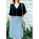 The Stella Skirt by Sew To Grow