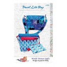 Travel Lite Bag Pattern By Wonder Woman Quilts