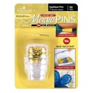 "Taylor Seville Magic Applique Pins, 1"" (0.6mm x 26mm), 50 Pins"