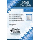 Midi Twister - Includes Tool, Instructions & Pattern for Table Topper