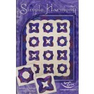 Simple Harmony Pattern using Simple Curves Tools By Phillips Fiber Arts