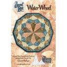 Water Wheel  Pattern using the Jewel Box Gem Tools/Jewel Box Junior Tool by Phillips Fiber Art