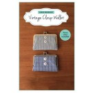 Zakka Workshop Vintage Clasp Wallet Kit