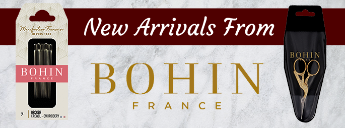 New Arrivals From Bohin