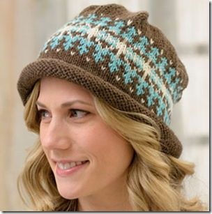 Knit Beanies: Easy to Make, Fun to Wear, 20 Hats Projects by Karen M. Burns