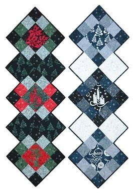 CTD1012 - Elegant Traditions Pattern by Lidia K. Froehler of A Cotton Treasure Design