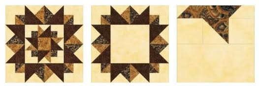 CTD1022 - Mystical Journey: Block of the Month Program Patterns by Lidia K. Froehler of A Cotton Treasure Design